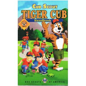Image for Cub Scout Tiger Cub Handbook