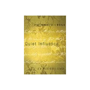 Image for Quiet Influence:  The Romans 12:1 Woman