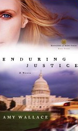 Image for Endurance Justice (Defenders of Hope Series: Book Three)
