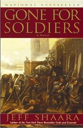 Image for Gone for Soldiers, a novel