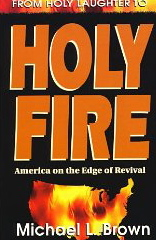 Image for From Holy Laughter to Holy Fire: America on the Edge of Revival