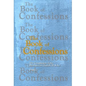 Image for The Book of Confessions Part 1 (The Constitution of the Presbyterian Church)