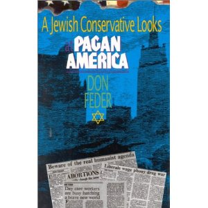 Image for A Jewish Conservative Looks at Pagan America