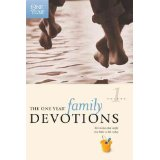 Image for The One Year  Book Of Family Devotions