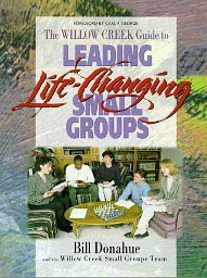 Image for Leading Life-Changing Small Groups