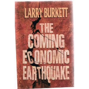 Image for The Coming Economic Earthquake