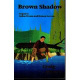 Image for Brown Shadow: Sequel to Indian Drums and Broken Arrows