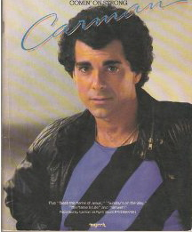 Image for Comin' On Strong: Carman
