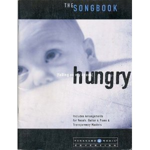 Image for Hungry Songbook (Falling on My Knees) Arranged for Piano, Guitar and Vocal