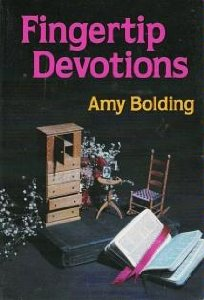 Image for Fingertip Devotions