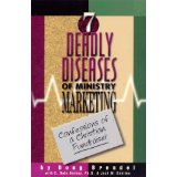 Image for 7 Deadly Diseases of Ministry Marketing - Confessions of a Christian Fundraiser