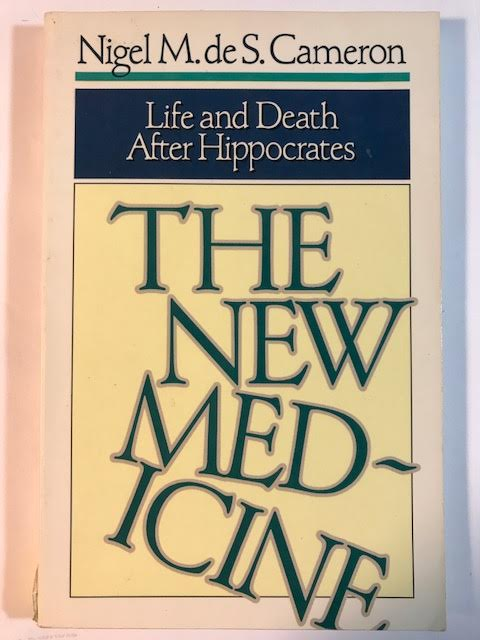 Image for The New Medicine (Life And Death After Hippocrates