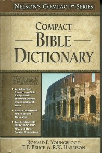 Image for Compact Bible Dictionary