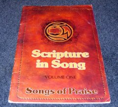 Image for Scripture in Song: Song of Praise (Volume One)