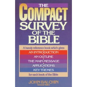 Image for The Compact Survey of the Bible