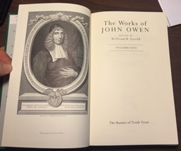 Image for The Works of John Owen (volume XVII, An Exposition of the Epistle To The Hebrews with Preliminary Exercitations. vol. I)
