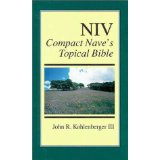 Image for NIV Compact Nave's Topical Bible
