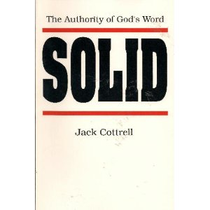Image for Solid: The Authority of God's Word