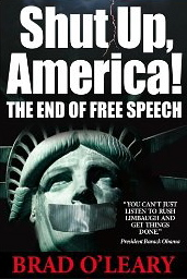 Image for Shut Up, America: The End of Free Speech