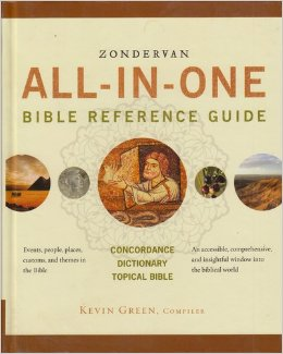 Image for All-in-One Bible Reference Guide
