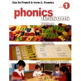 Image for Phonics Lessons: Letters, Words, and How They Work (Grade 1)