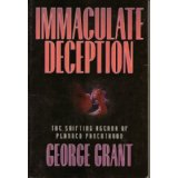 Image for Immaculate Deception: The Shifting Agenda of Planned Parenthood