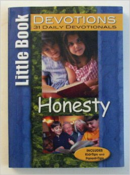 Image for Devotions 31 Daily Devotionals Honesty (Little Book Devotions)