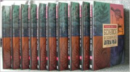 Image for The Grolier Library of Science Biographies - 10 Volume set