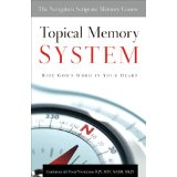 Image for Use the Topical Memory System kit, developed by The Navigators, to improve your knowledge of the Bible, deepen your walk with God, and memorize verses that will carry you through the hard times of life. Learn more about God and His character as you memorize His Word.