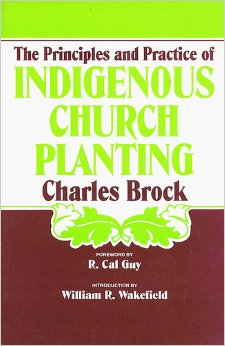 Image for Principles and Practice of Indigenous Church Planting