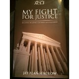 Image for My Fight For Justice: Selected Readings on Faith and Freedom