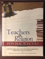 Image for Teachers & Religion In Public Schools