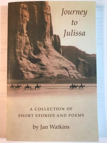 Image for Journey to Julissa - A Collection Of Short Stories And Poems