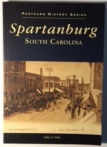 Image for Spartanburg, South Carolina (Postcard History Series)