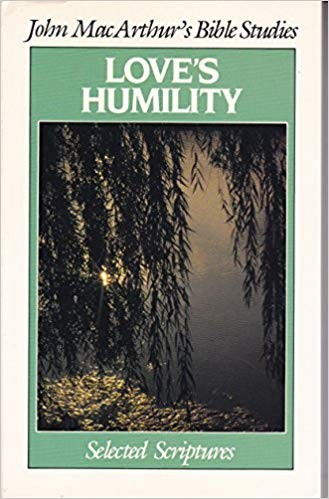 Image for Love's Humility: Selected Scriptures