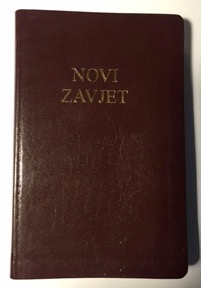 Image for NOVI ZAVJET (Croatian New Testament)