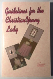 Image for Guidelines for the Christian Young Lady