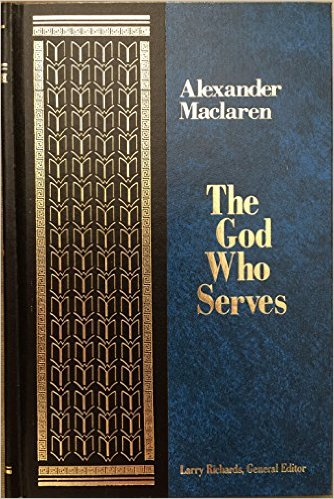 Image for The God Who Serves (Masters of the Word)