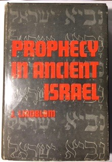 Image for Prophesy in Israel