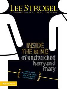 Image for Inside the Mind of Unchurched Harry and Mary