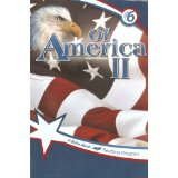 Image for Of America II (Grade 6)