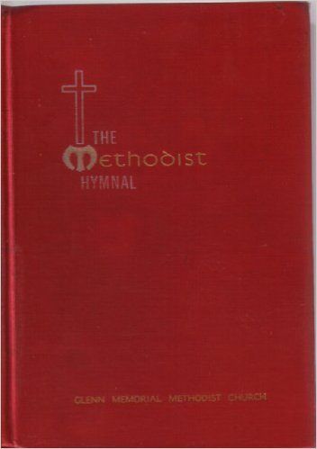 Image for The Methodist Hymnal (The Official Hymnal of the Methodist Church)