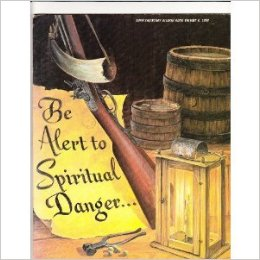 Image for Supplementary Alumni Book Volume 6: Be Alert to Spiritual Danger