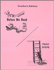Image for Workbook for Before We Read / First Steps (Teachers Edition) (Pathway Readers)