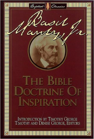 Image for The Bible Doctrine of Inspiration