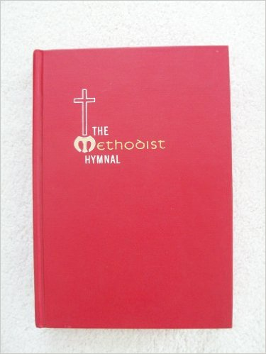 Image for The Methodist Hymnal (Official Hymnal of the Methodist Church)