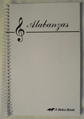 Image for Alabanzas (Spanish Songbook)
