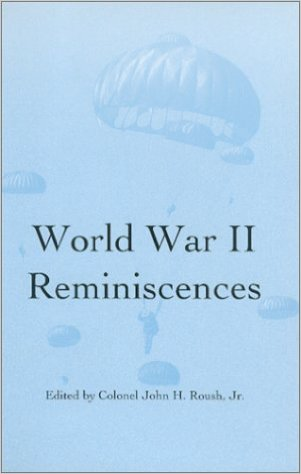 Image for World War II Reminiscences
