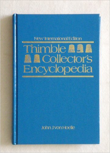 Image for Thimble Collector's Encyclopedia