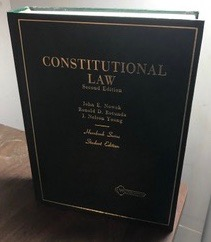 Image for Constitutional Law (Hornbook)